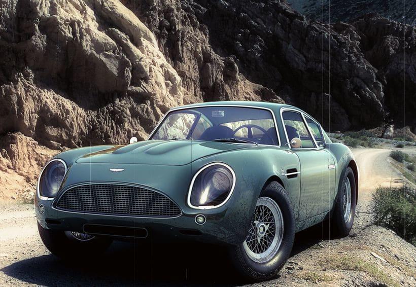 Aston Martin DB4 GT Zagato -1