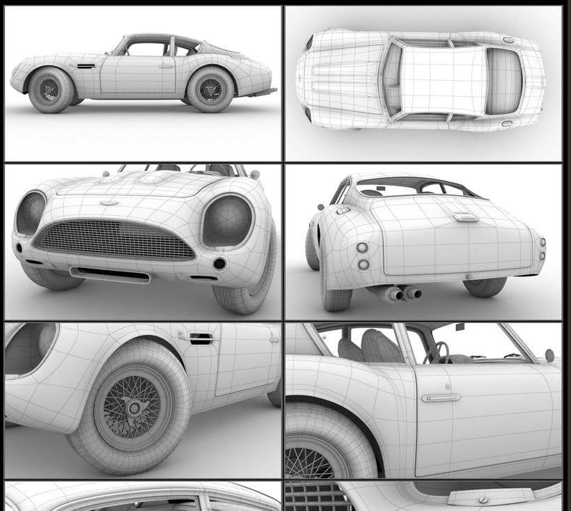Aston Martin DB4 GT Zagato 0