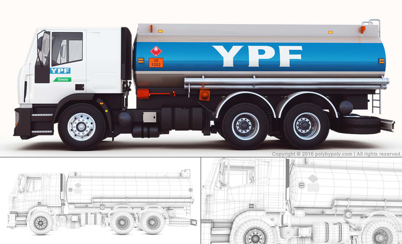 Iveco YPF  -1