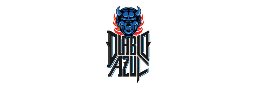 Diablo Azul Beer - Packaging 1