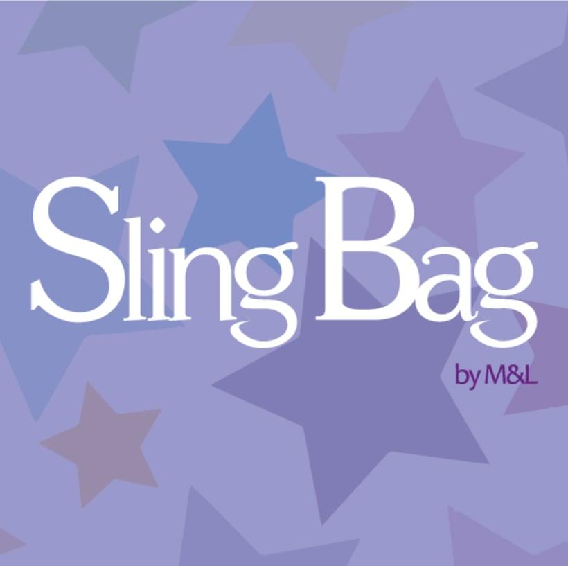 Sling bag 0
