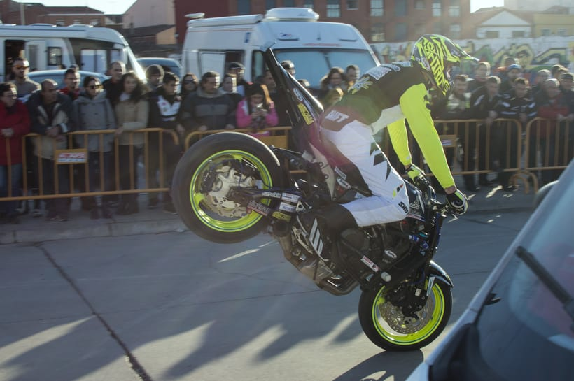 Stunt exhibition  5