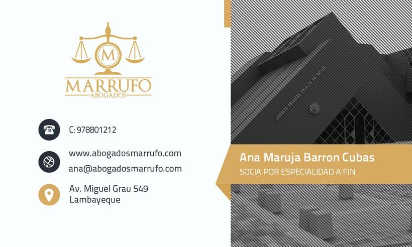 Proyecto Marrufo Abogados 0