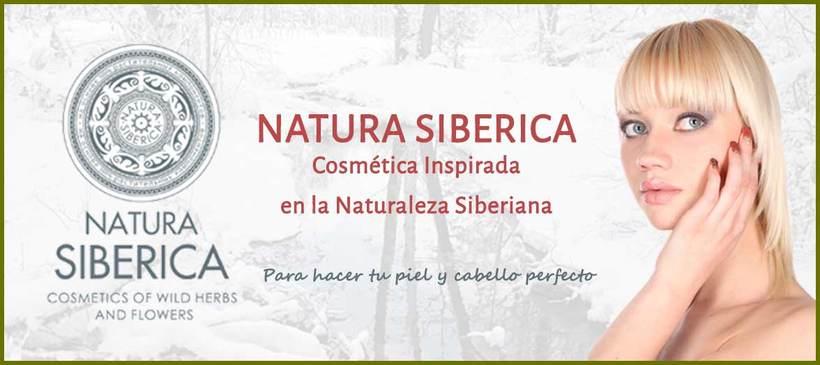 Campaña Natura Siberica YERSANA 2015 -1