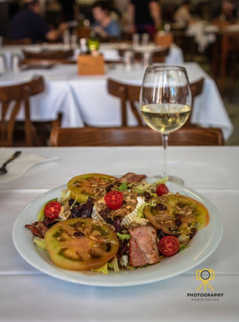 Fotografía Gastronómica para el restaurant Can Duran, Alella Maresme -1