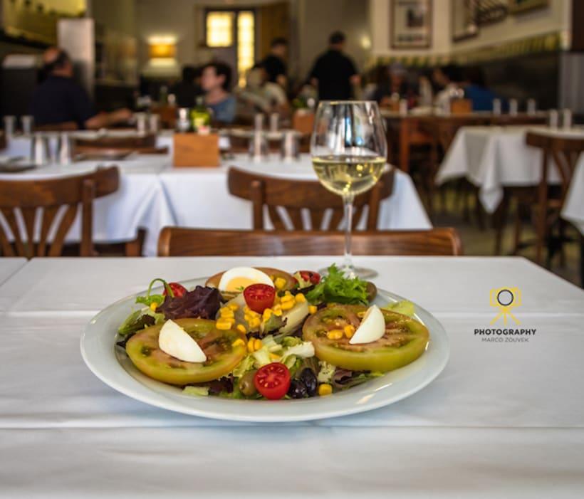 Fotografía Gastronómica para el restaurant Can Duran, Alella Maresme 0