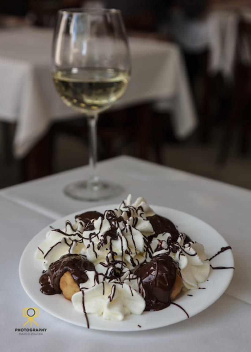 Fotografía Gastronómica para el restaurant Can Duran, Alella Maresme 1