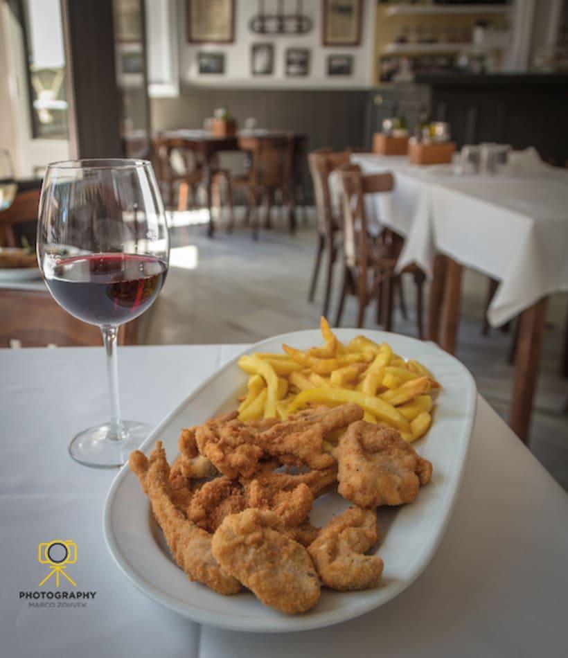 Fotografía Gastronómica para el restaurant Can Duran, Alella Maresme 2