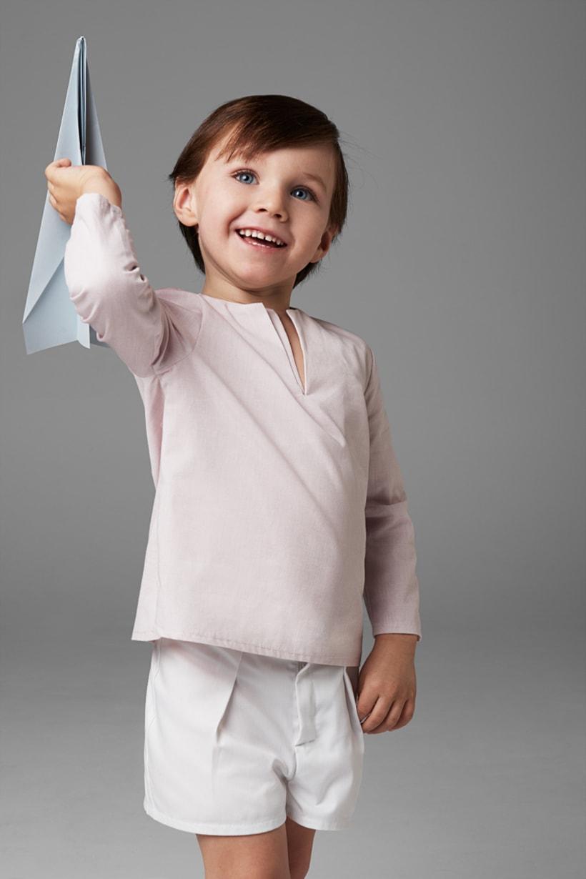 Campaña Moda Infantil 1