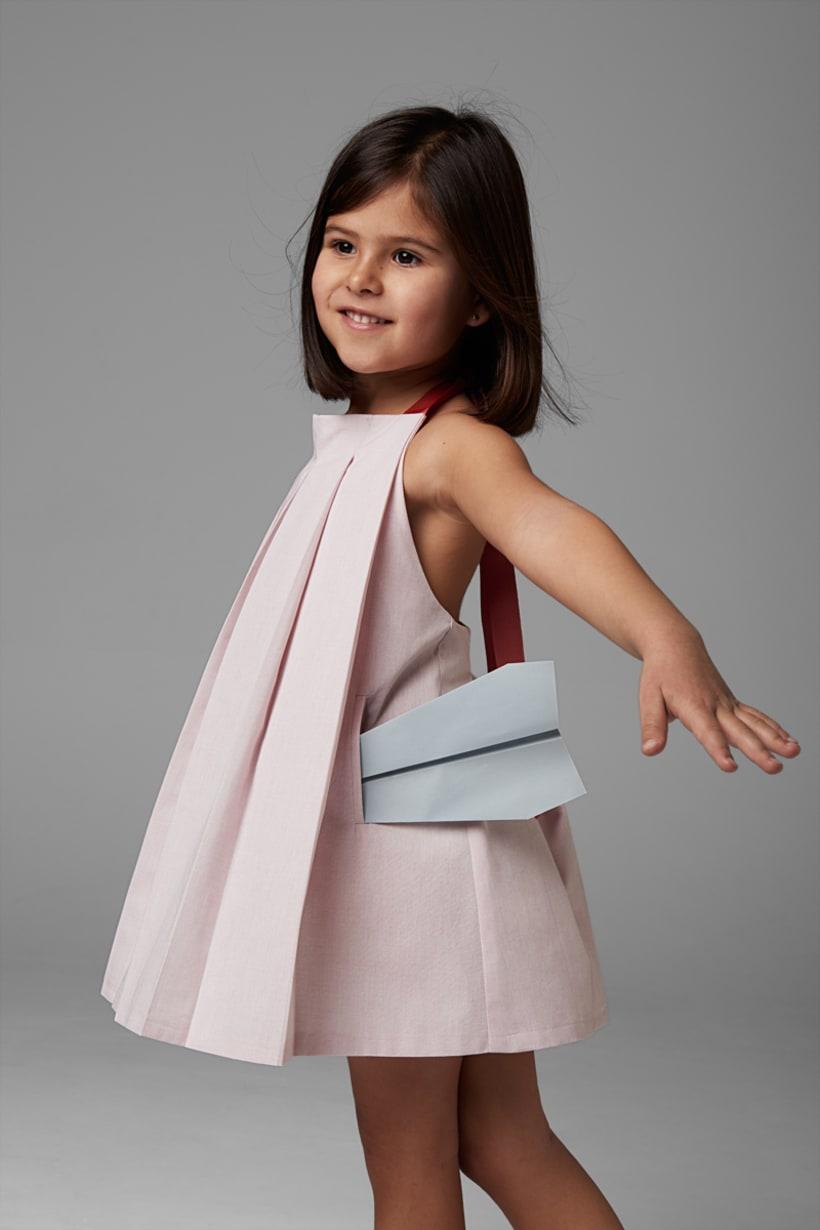 Campaña Moda Infantil 2