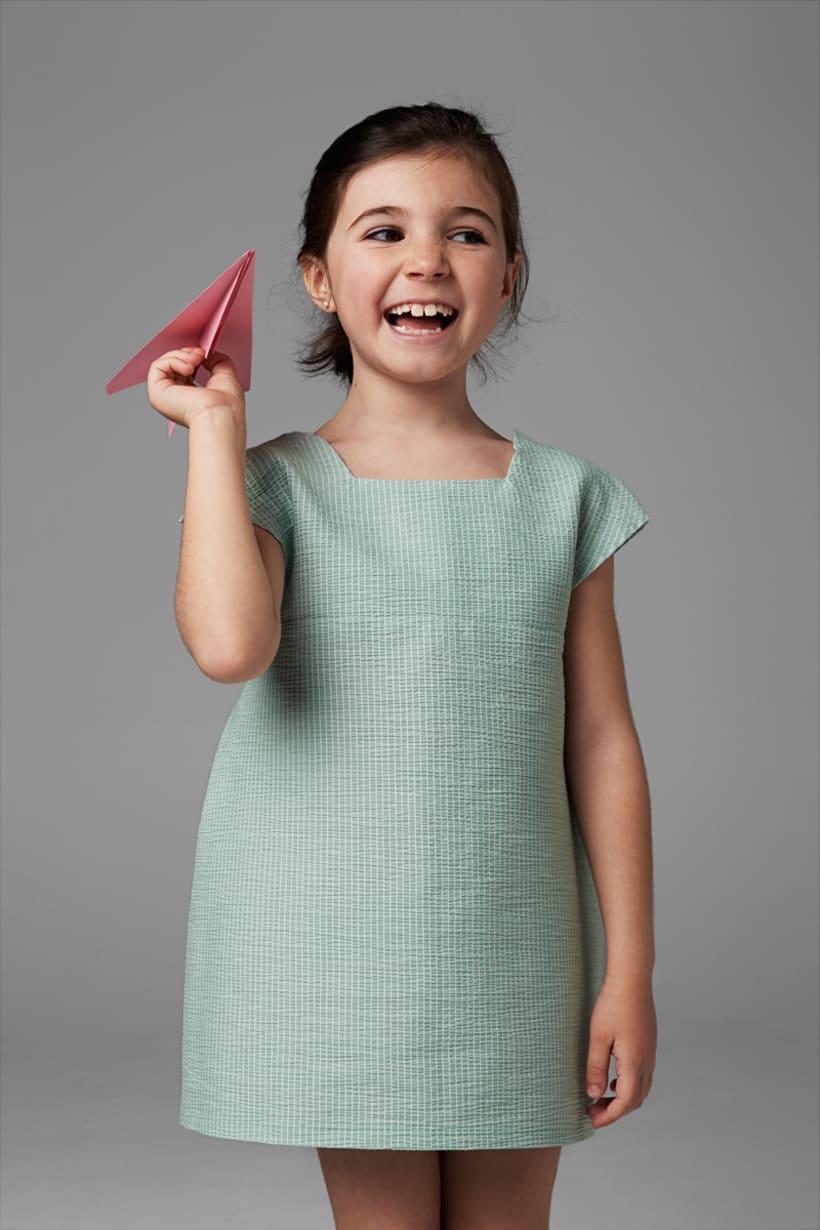 Campaña Moda Infantil 3