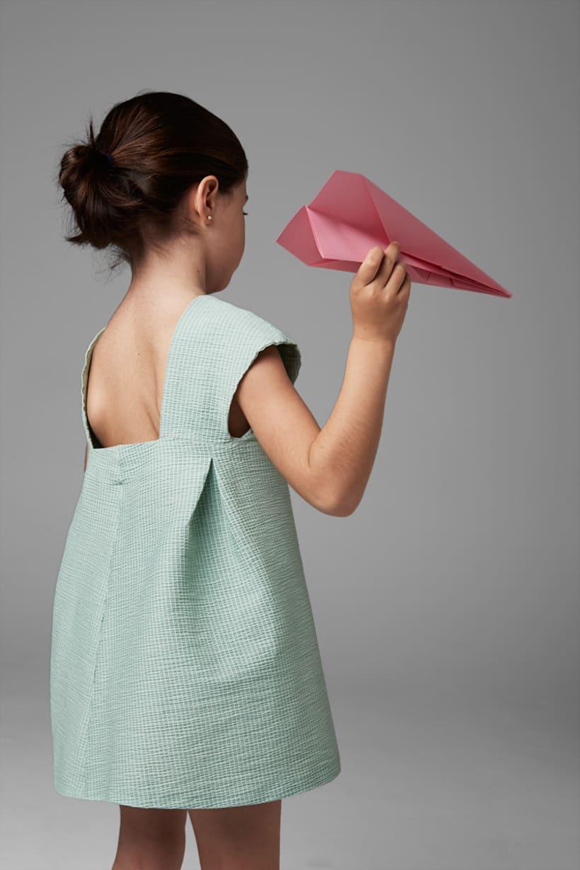 Campaña Moda Infantil 5