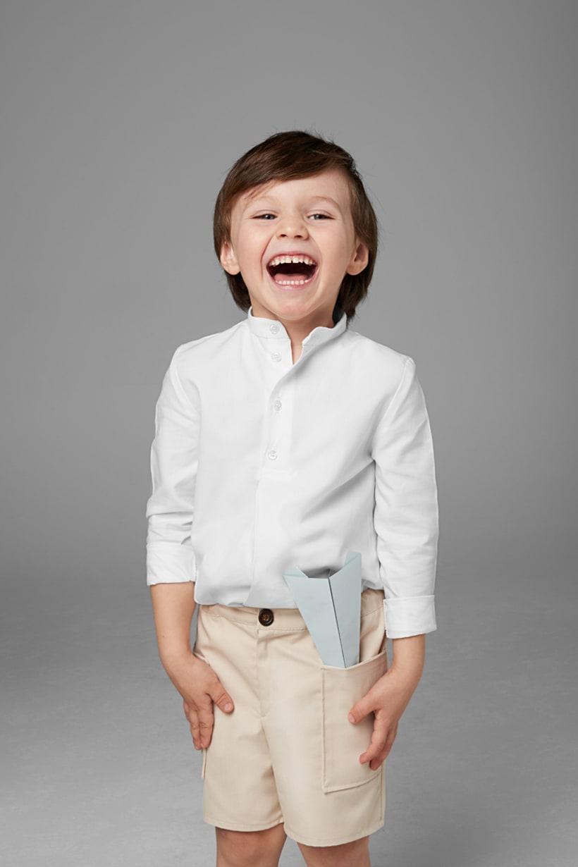 Campaña Moda Infantil 7