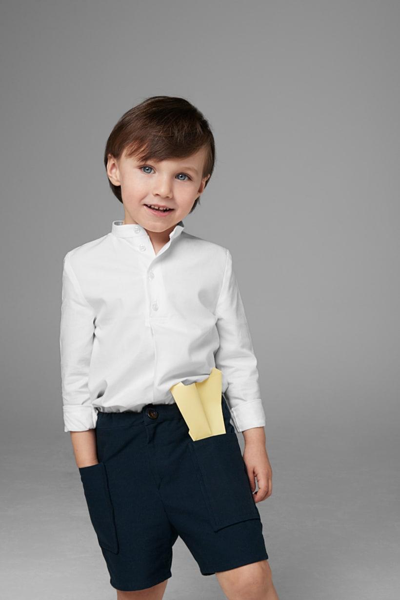 Campaña Moda Infantil 8