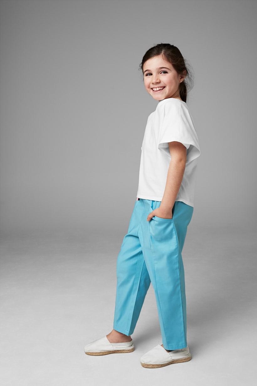 Campaña Moda Infantil 9