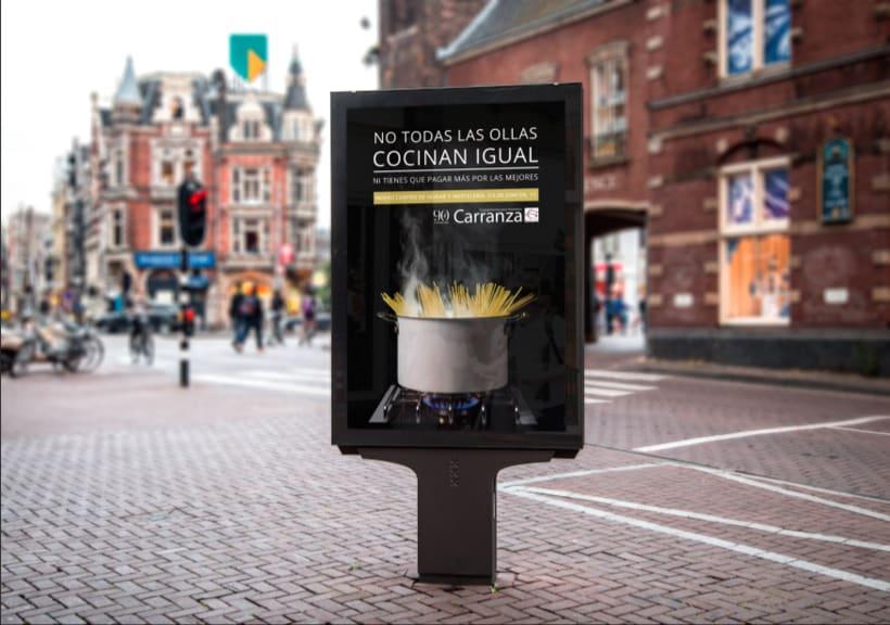 Campaña de publicidad exterior 0