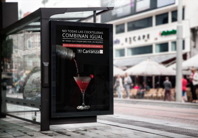 Campaña de publicidad exterior 1