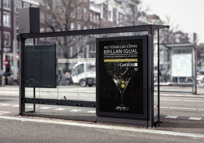 Campaña de publicidad exterior 3