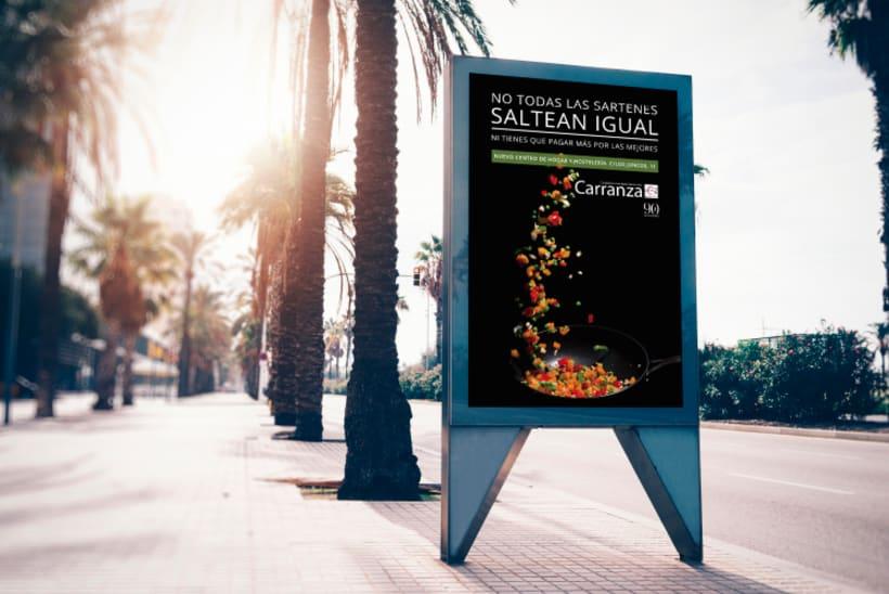 Campaña de publicidad exterior 5