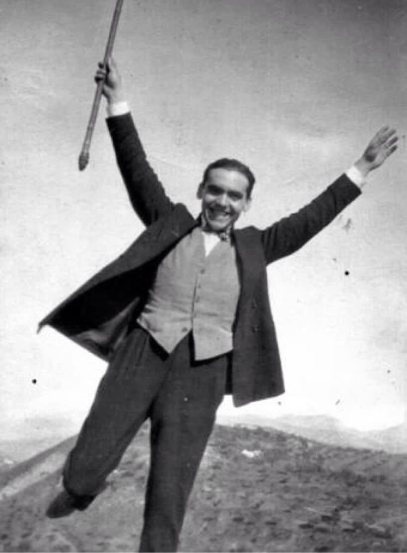 PROYECTO  Federico García Lorca  -1