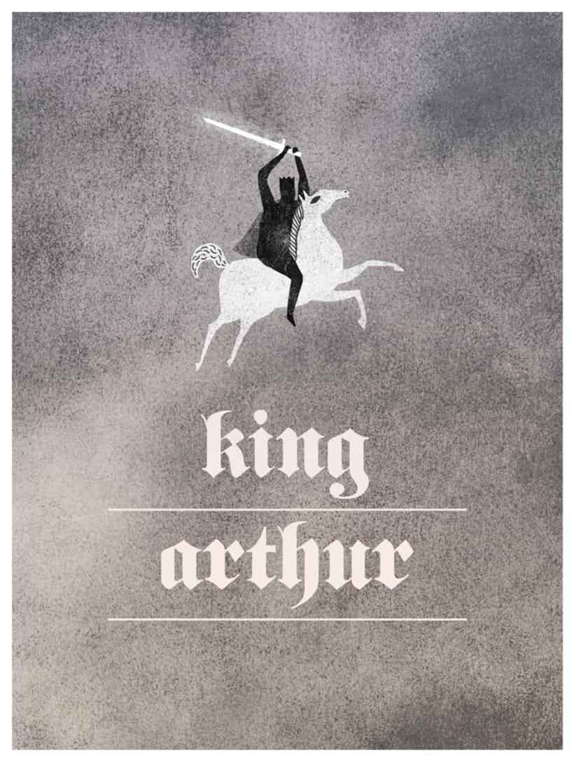 King Arthur 0