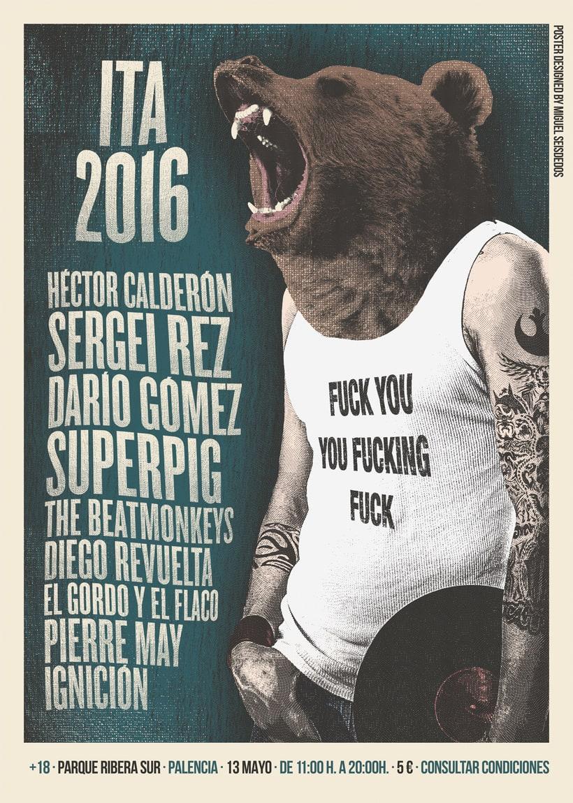 """""""ITA 2016"""" Festival de música 0"""