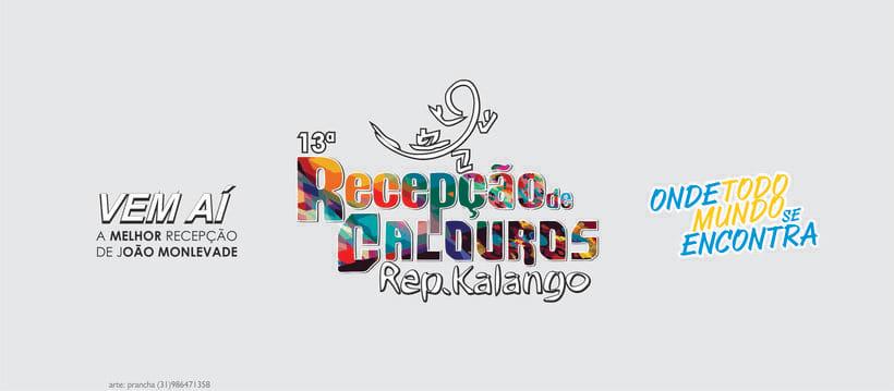 Recepção Kalango 0