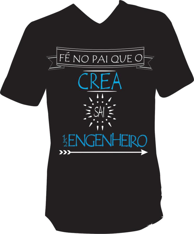 Camisa Meio Engenheiro 0
