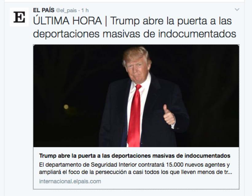 RETO: 5 Días Ilustrando Tweets de Prensa de 'EL PAÍS' 5