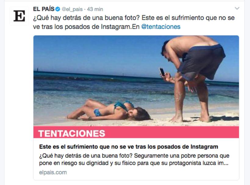 RETO: 5 Días Ilustrando Tweets de Prensa de 'EL PAÍS' 7