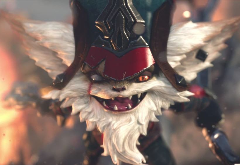 Videojuego League of legend, Kled 0