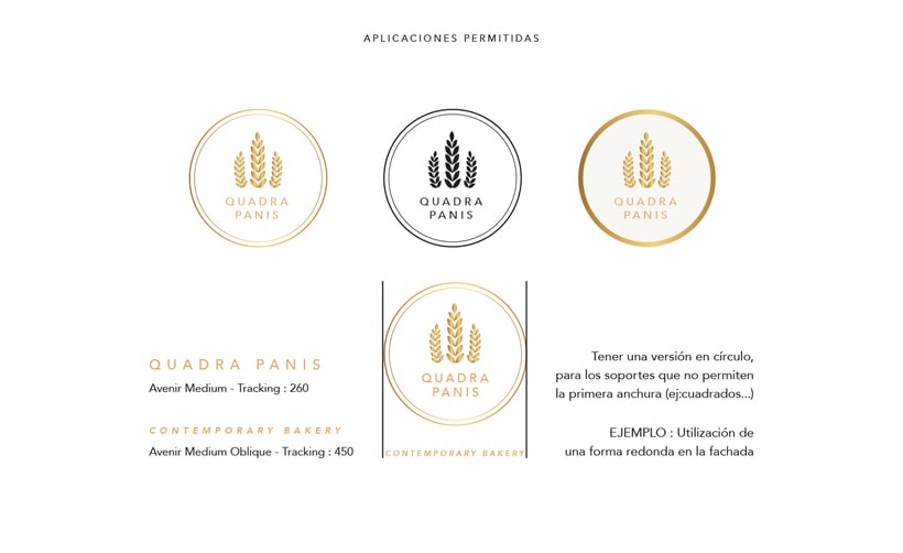 Quadra Panis - Re logo 2