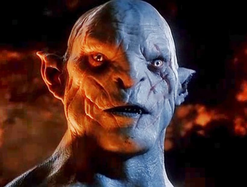 The Hobbit movies, Azog. 4