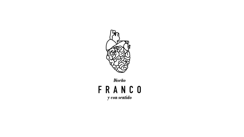 Hoja de vida e identidad corporativa FRANCO 0