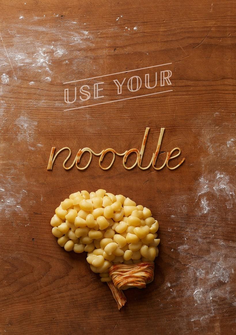 Anna Keville Joyce y el arte de ilustrar con comida 12