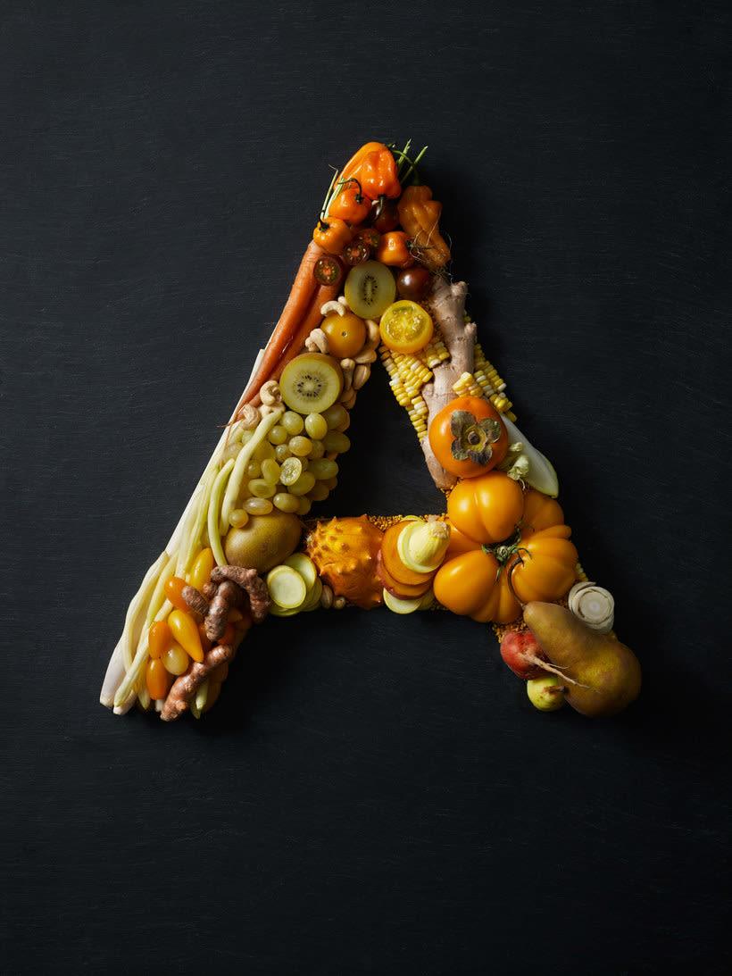 Anna Keville Joyce y el arte de ilustrar con comida 17