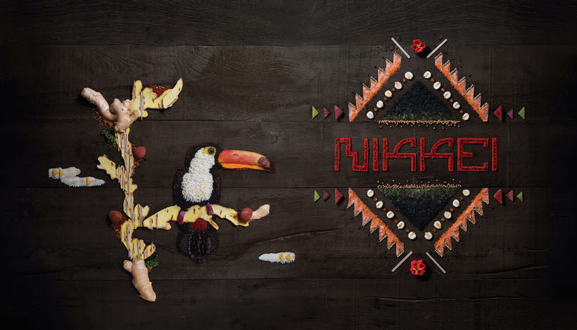 Anna Keville Joyce y el arte de ilustrar con comida 27