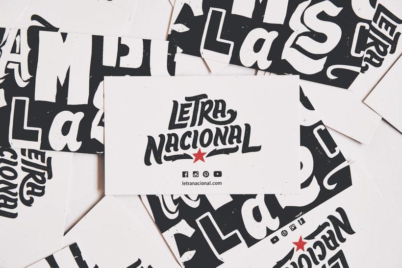 Letra Nacional 1