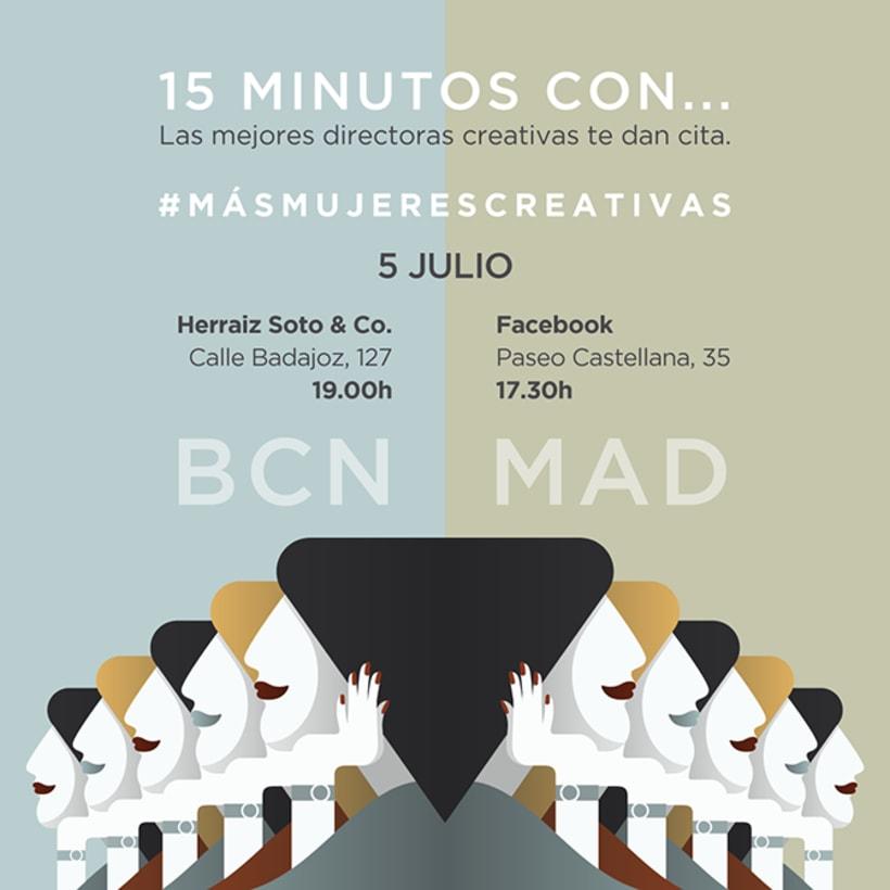 #MásMujeresCreativas  7