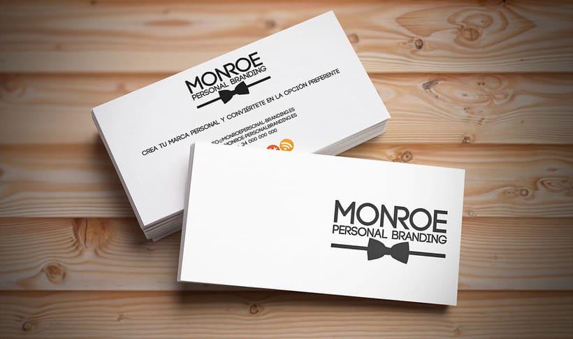 MONROE Personal Branding 3