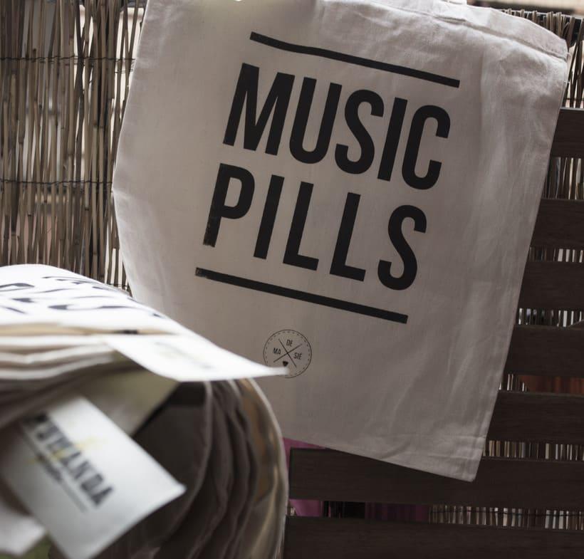 Music Pills [Agencia Demasié] 2