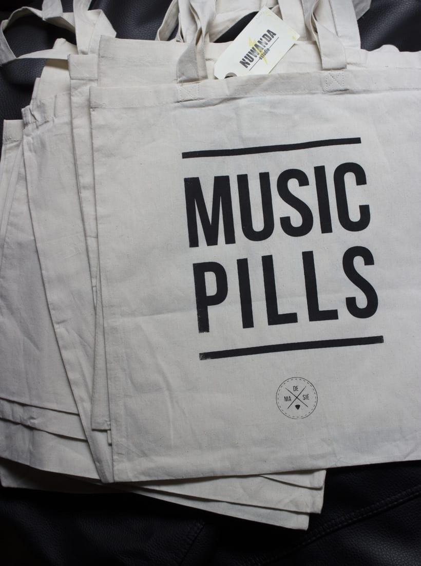 Music Pills [Agencia Demasié] 3