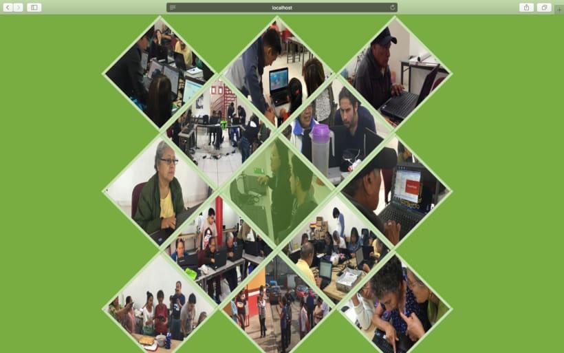 Web h@bitat puma, proyecto de inclusión digital UNAM 0