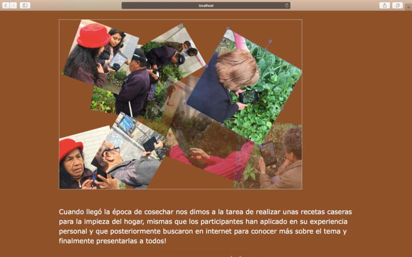 Web h@bitat puma, proyecto de inclusión digital UNAM 3