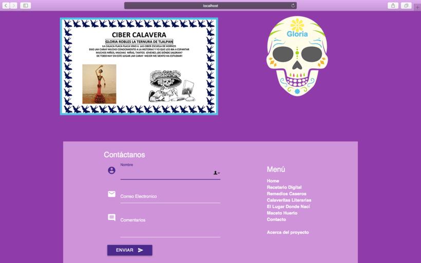 Web h@bitat puma, proyecto de inclusión digital UNAM 6