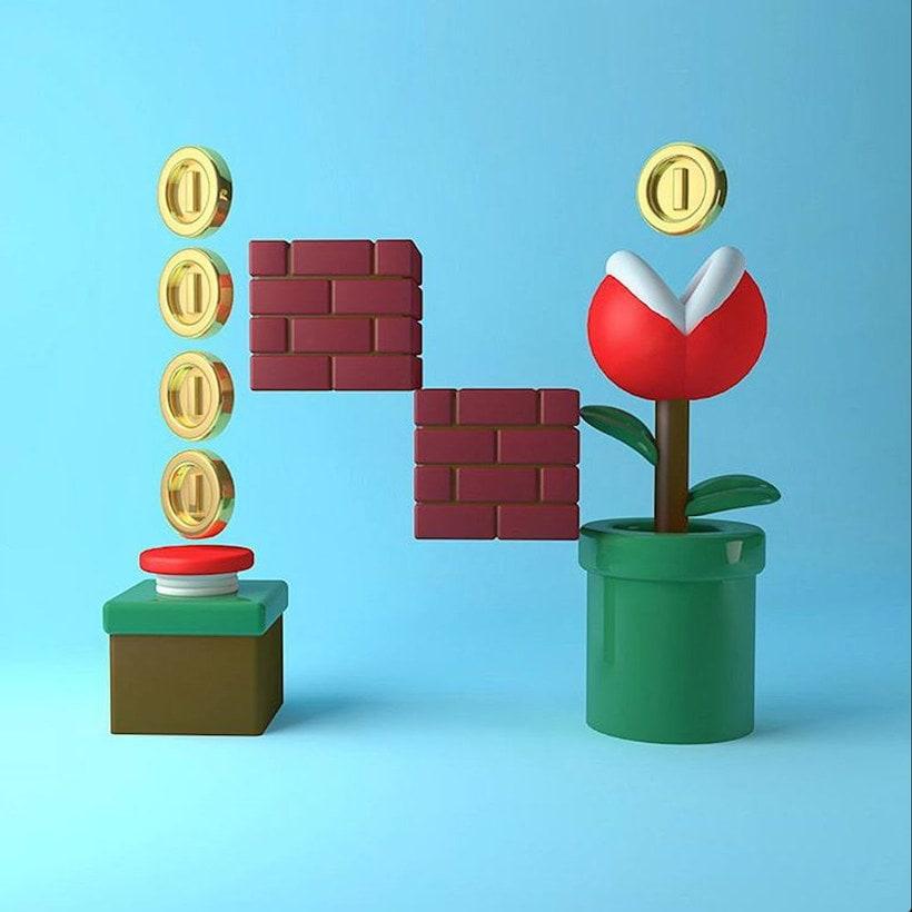 Las letras en tres dimensiones de Tati Astua 8