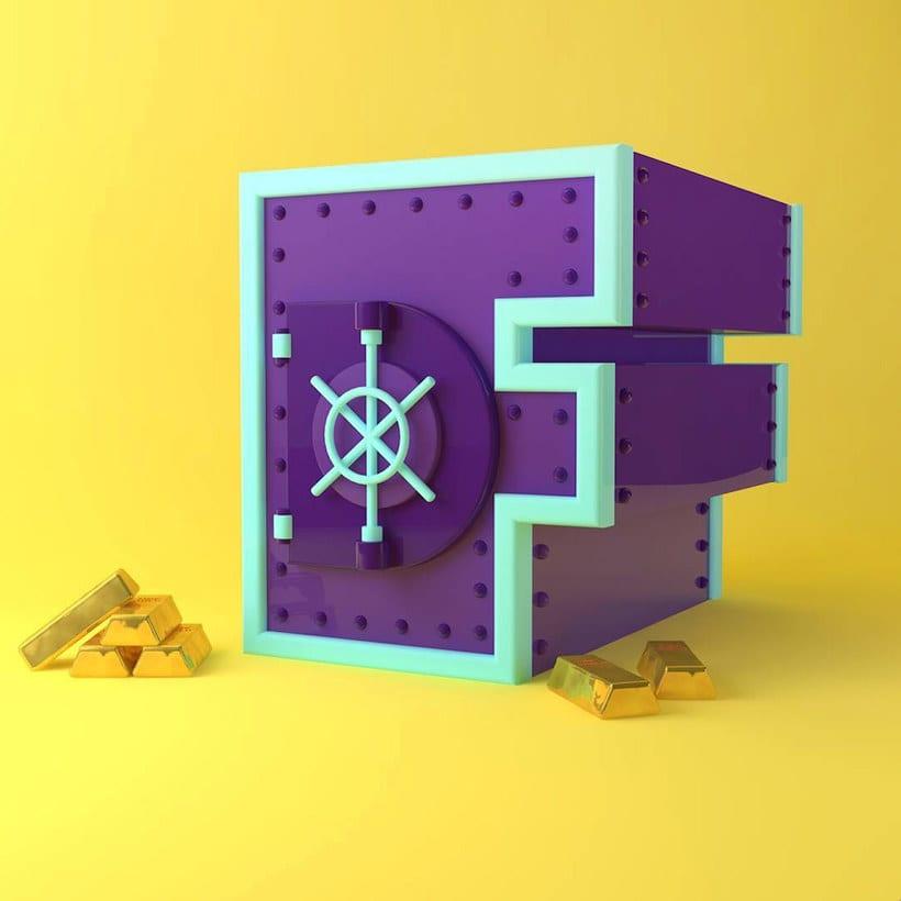 Las letras en tres dimensiones de Tati Astua 9