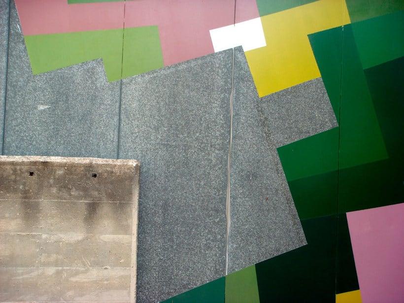 Nuria Mora transforma la ciudad en una jungla de color 6
