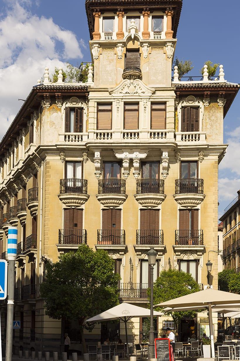 Una  calurosa tarde de mayo por Madrid 3