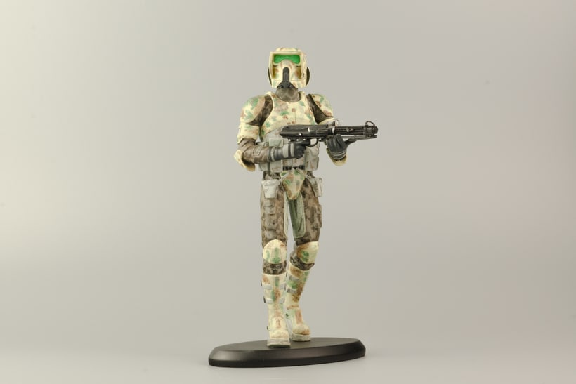 Star Wars 41st Elite Corps Kashyyyk Trooper 0